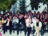 2000 - Il pubblico ai festeggiamenti di Mike Pesce