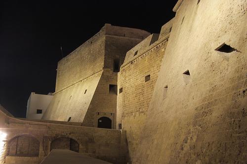 Castello Angioino Mola