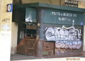 foto stazione Mola