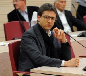 Il dott. Vitangelo Caprio (foto Pino Ruggiero)