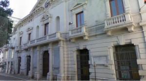 L'ex Municipio a San Domenico