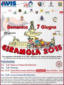 manifesto Giramola 2015 mini