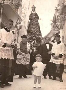 processione anni 50