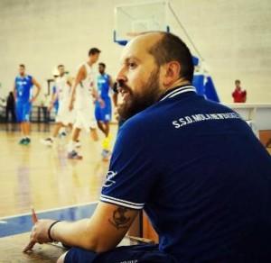 Paolo Quaranta, team manager della squadra molese