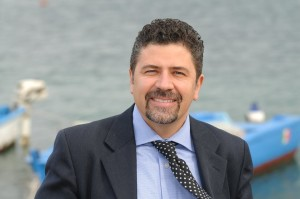 Il capo-gruppo del PD, Giuseppe (Pino) De Silvio