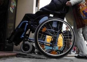 Rn,28/03/06: pedana per portatori di handicap©Riccardo Gallini_GRPhoto