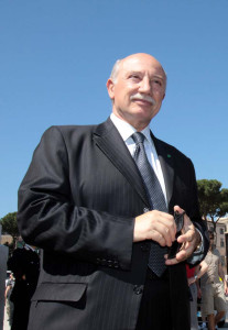 Nicola Tanzi, presidente del Consiglio: molto critico con Sindaco e Vice-sindaco