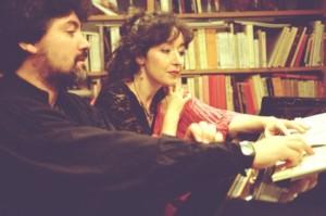 Ramon Gomez e Pilar Valero