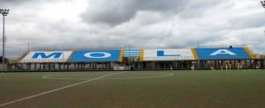 campo sportivo gradinata