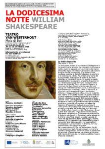 """""""la dodicesima notte"""" di shakespeare a teatro"""
