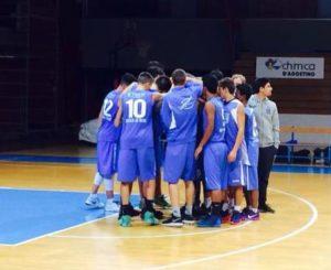 Basket – under 18 esordio vincente a bari