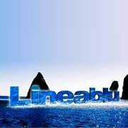 """""""linea blu"""" e il turismo a mola"""